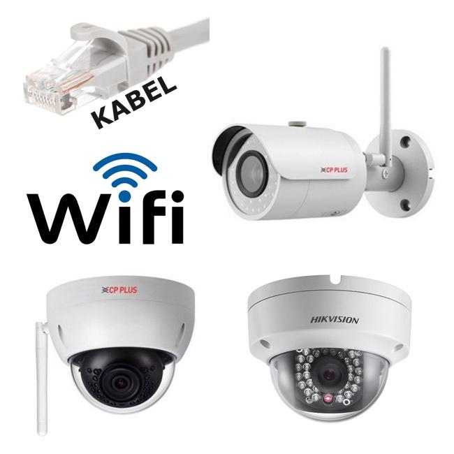 Všechny IP kamery